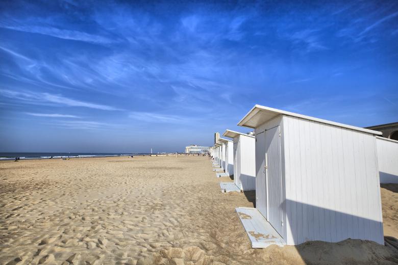 Urlaub in Belgien Nordsee