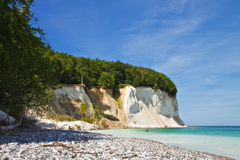 Kreidefelsen Rügen Ausflugsziele Ostseeurlaub