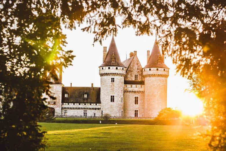 Die Schlösser der Loire