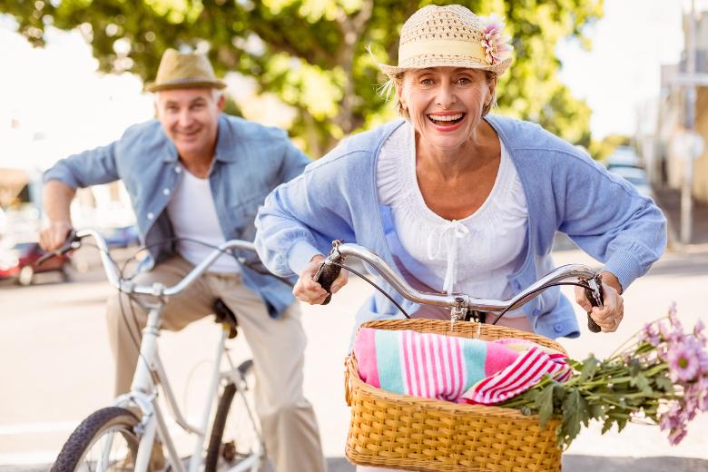 Aktivurlaub für Senioren Radtour Ijsselmeer