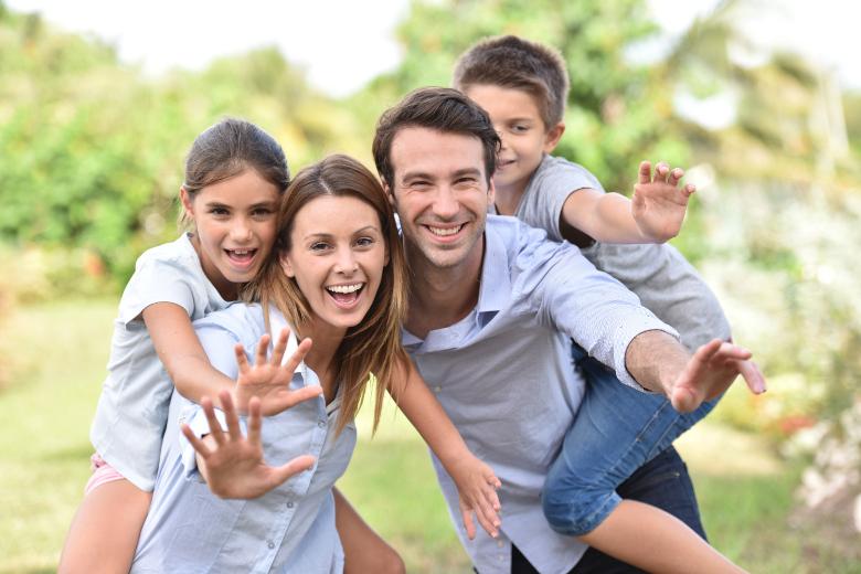 Familie Alternative zu Center Parcs