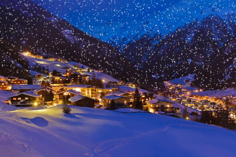 Ski Openings Österreich Tal