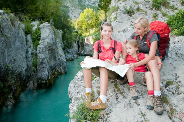 Wochenendausflug mit Kindern in die Berge
