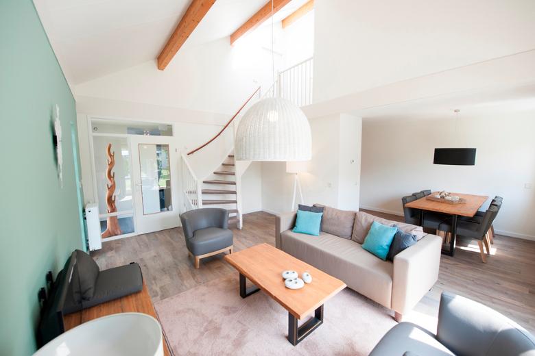 Ferienhaus Wohnbereich Landal Beach Resort