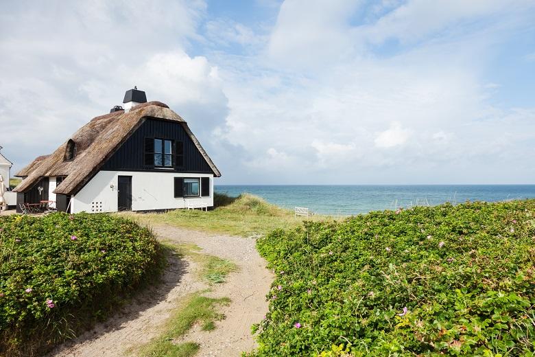 Luxus Haus am Meer